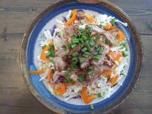 pork tenderloin pepper coleslaw